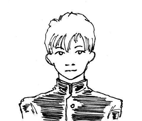 中学生男子(学習障害)