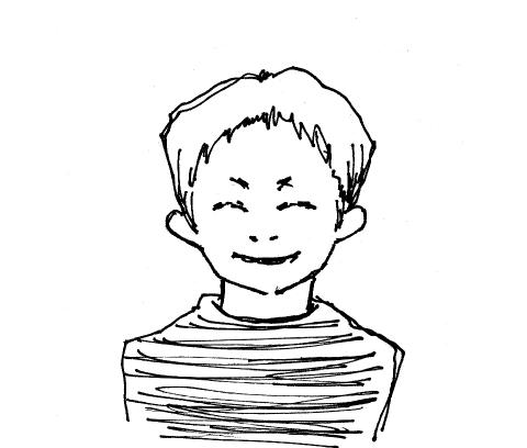 小学生男子(発達障害)