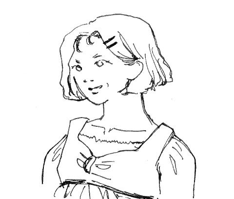 33歳女性(卵巣膿腫)
