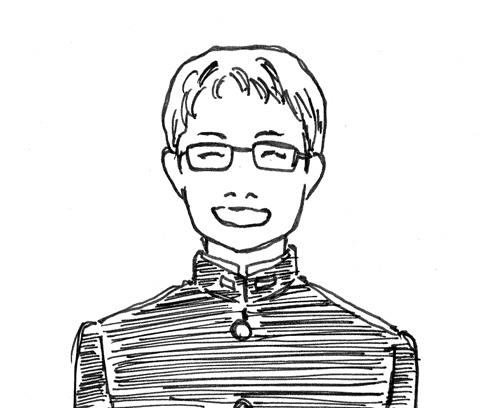 中学2年生男子(学習障害・自閉症スペクトラム)